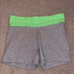 NWOT Yoga Shorts by SO